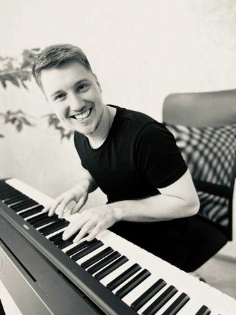 Піаніст , музикант
