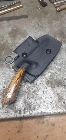 Nóż myśliwski knifemaking
