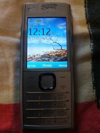 Nokia x2-00 кнопочный