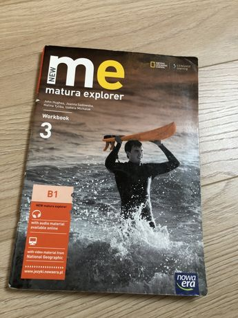 New me matura explorer workbook 3