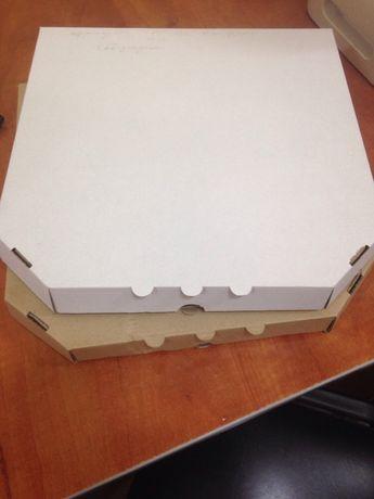 коробка для пиццы под пиццу