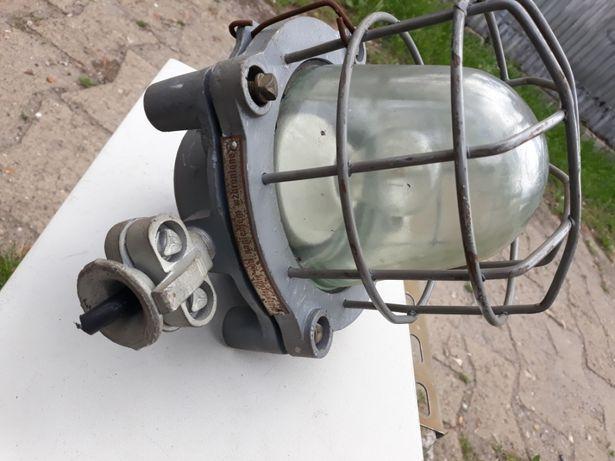 Lampa przeciwwybuchowa