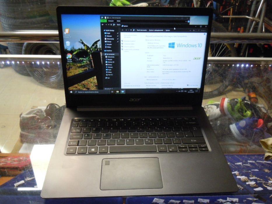 Laptop ACER Aspire 5 A514-52 8GB 256SSD i5-8265U W10 ! Lombard Dębica