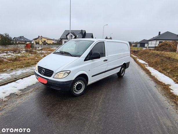 Mercedes-Benz Vito 2.2 cdi 2008r 188tys.km!!  Vito 2.2cdi 189tys.km 2008r sprowadzony