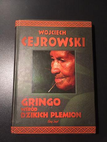 Książka Wojciech Cejrowski Gringo wśród Dzikich Plemion