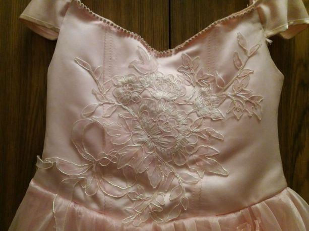 Плаття на дівчинку 8-10 років.