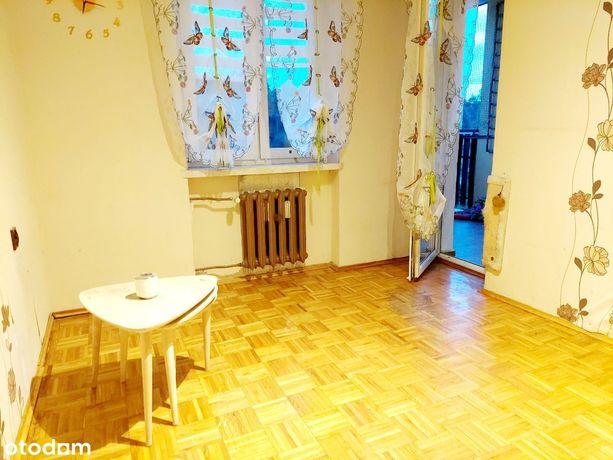 3 pokoje, wrzosy, do remontu
