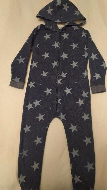 Слип человечек комбинезон кигуруми пижама хлопок Next 4-5 лет