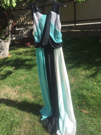 Шикарное праздничное платья