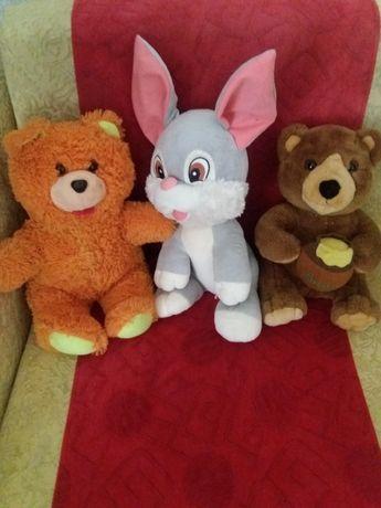 Мягкие игрушки для детей