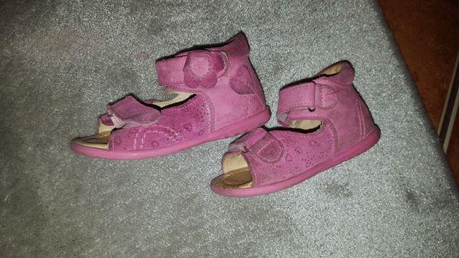 Sandałki sandały Emel 22 stan bdb okazja