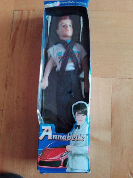Lalka Annabelle. 22cm.