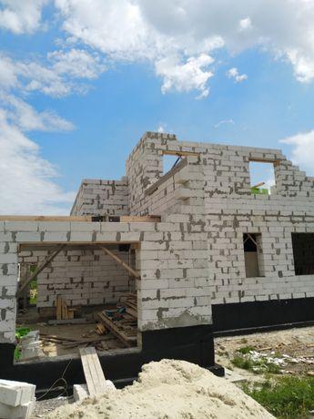 Строительство, монолит, кладка, стяжка, лестница