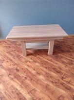 Ławo-stół z półką - szer. 70 dł. 120/160/200