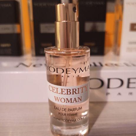 Perfumy damskie nowe firmy Yodeyma CELEBRITY Woman