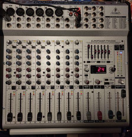 Power mixer Behringer pmh1000