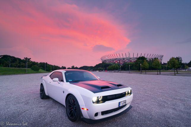 Dodge Challenger Hellcat Redeye Widebody