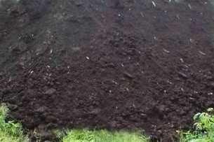 ziemia torf czarnoziem  ziemia ogrodowa