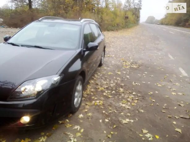 Продажа автомобиля Renault Laguna