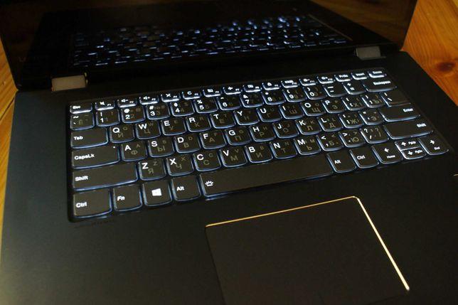 Ноутбук Lenovo Flex 5 Tuch/4k/i7-7500u/16Gb/ssd 512Gb+1TB/Geforce 940m