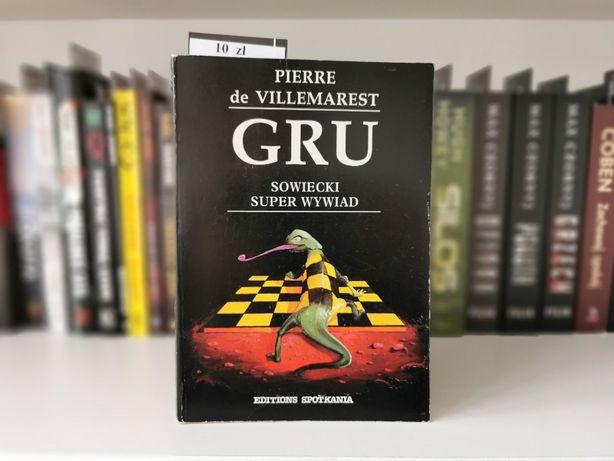 GRU. Sowiecki super wywiad - Pierre de Villemarest