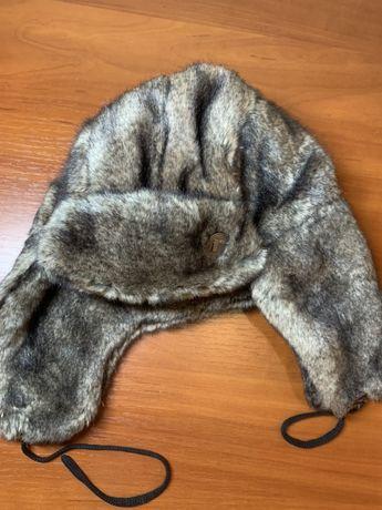 Шапка-ушанка зимняя Reima р.54