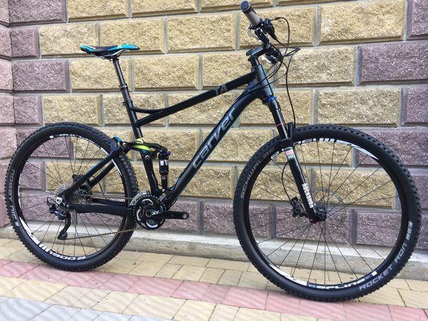 Продам велосипед Carver transalpine 902
