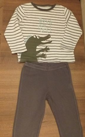 Piżama chłopięca r. 104 - 110