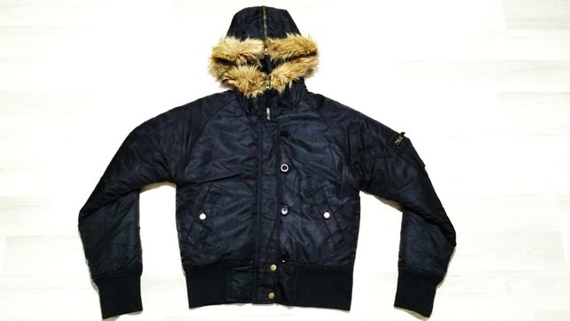 Бомбер, куртка Background женский +непроницаемая