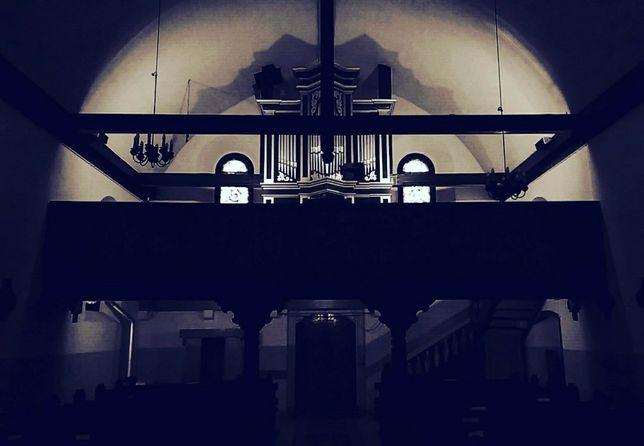 Oprawa muzyczna i wokalna ślubu - organistka