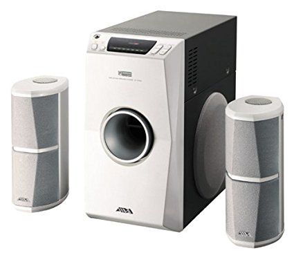 NOVO Sistema de Áudio Digital USB Aiwa UZ-US301