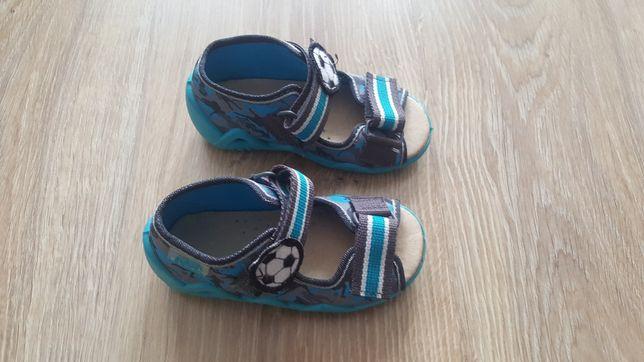 Sandały Befado rozmiar 21