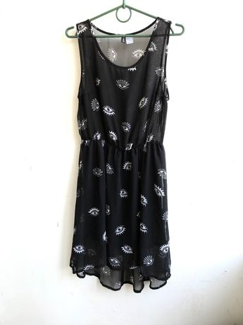 Плаття з принтом H&M