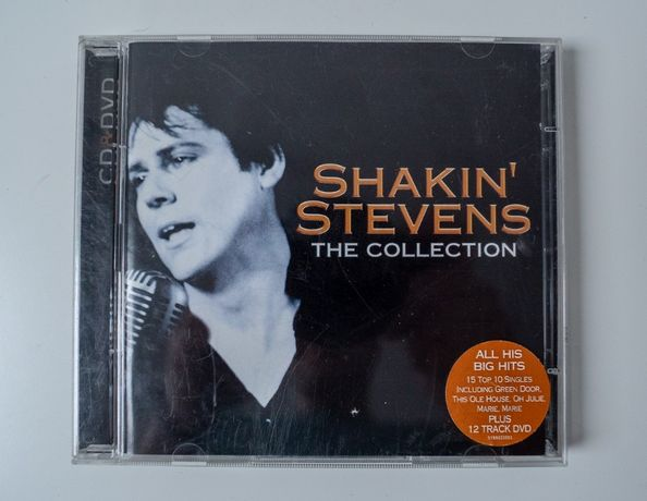 Shakin STEVENS The Collection CD + DVD