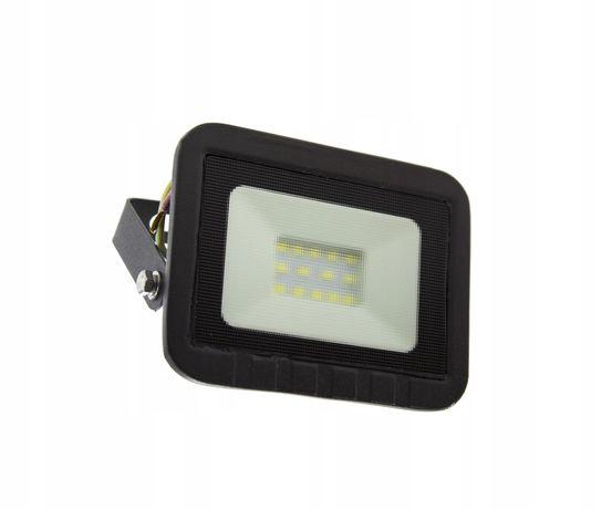 Halogen Lampa Naświetlacz slim LED 3 barwy 10W