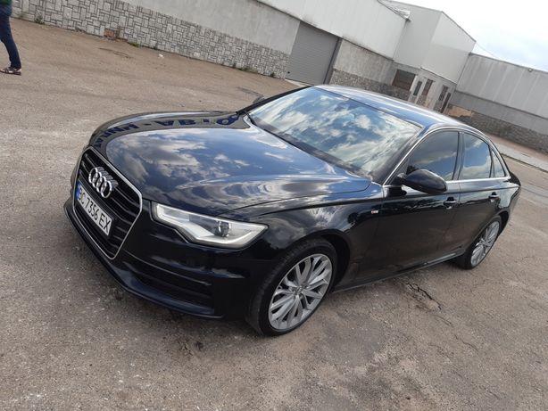транспорт Audi а6