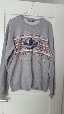 Piekna bluza sportowa Adidas r L 40