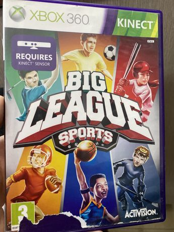 Big League Sports / Xbox 360 Kinect
