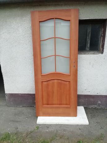 Dzwi  porta pokojowe i łazienkowe 80 cm  prawe i lewe