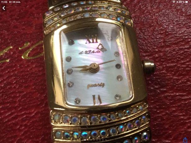 Le chic Франция Часы женские годинник жіночий браслет