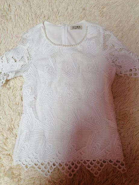 Блуза футболка кофточка нарядная