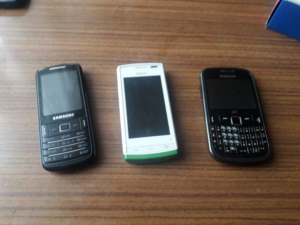 Sprzedam 3 telefony