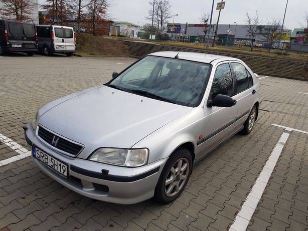 HONDA CIVIC 1.4 1999 z gazem