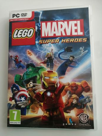 Gra Marvel super hero PC