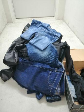 Spodnie damskie, paczka 13 sztuk