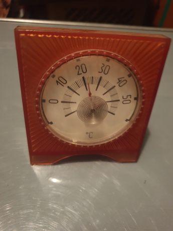 Termometr retro PRL stan dobry , wysyłka !