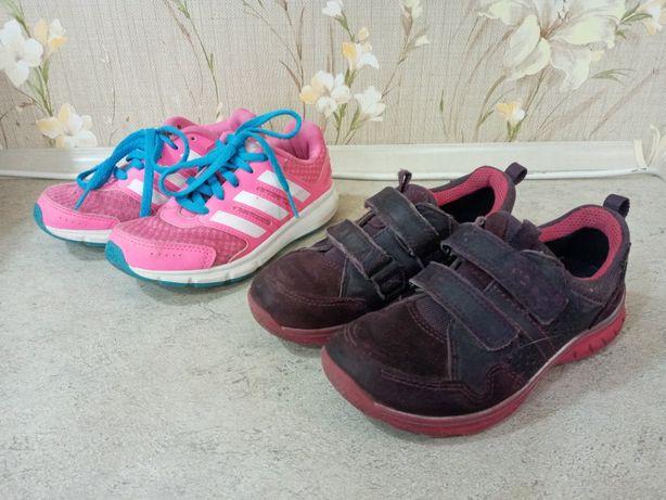 Кроссовки Ecco biom Adidas размер 28