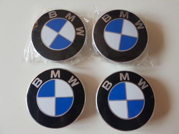 Dekielki BMW 68mm e36 e46 e60 e61 e90 e91 f30 f31 f11 f11 NOWE! Okazja