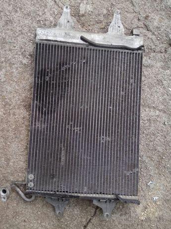 Радиатор кондиционера skoda