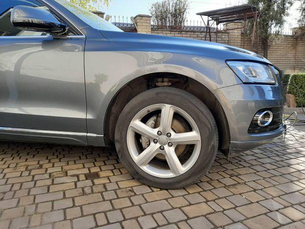 Оригинальные диски б/у 5x112 R19 Audi Volkswagen Skoda Mercedes